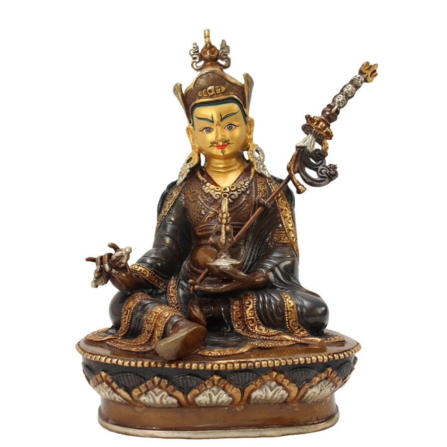 padmasambhava statues
