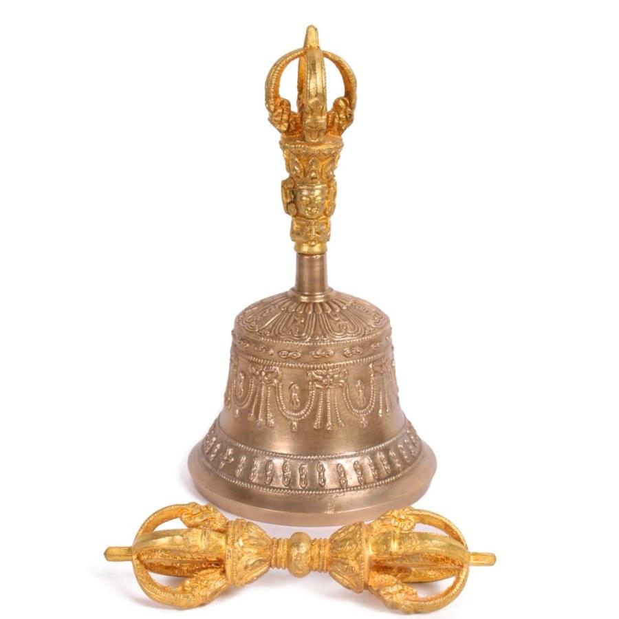 buddhist vajra & bells