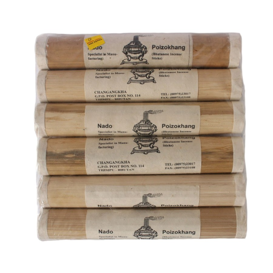 nado poizokhang incense, incense sticks