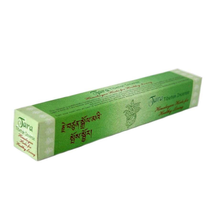 tara tibetan incense, incense sticks