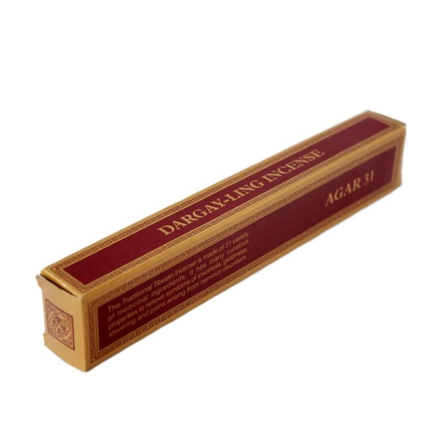 dargay ling incense, incense sticks